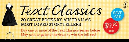Click here to browse the Text Classics range